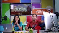 [Morning Friends] Hujan Perdana Jakarta Saat Kemarau Panjang