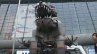 Robot Cantik Genminoid Meriahkan Ekshibisi Robot di Beijing