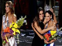 Reaksi Selebritis Dunia Terkait Salah Penyebutan Nama Pemenang Miss Universe