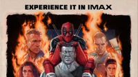 Beda! Gaya Unik dan Erotis Poster Film Deadpool