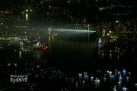 Spektakuler! Pesta Kembang Api di Australia Tandai Pergantian Tahun