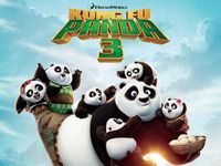 Lucu! Cuplikan Klip Film Kung Fu Panda 3 Dirilis
