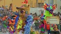 Merayakan Keragaman Etnis, Warga Kolombia Gelar Festival Tahunan