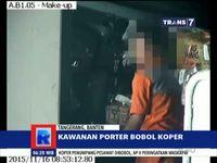 Waspada! Oknum Porter Sindikat Pembobol Tas dan Koper Penumpang di Bandara