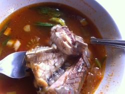 Pindang Meranjat, Ikan Patinnya Wow...