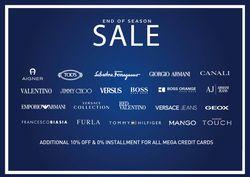 Valentino End of Season Sale