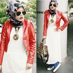 Aisyah Haerani, Pemenang Hijab Hunt 2013 yang Kini Berbisnis Fashion