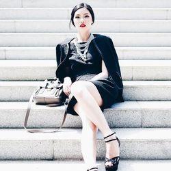 Olivia Lazuardy Bisa Dapat Puluhan Juta Rupiah dari Tulis Blog Fashion