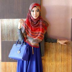 Cerita Fitri KIVITZ Bisnis Busana Muslim dengan Modal Tabungan Suami