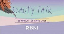 Galeries Lafayette Beauty Fair