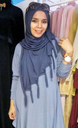 Cerita di Balik Lahirnya Bellabaric, Lini Busana Muslim Ke-2 Najua Yanti