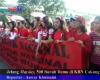 Jelang Mayday, 500 Buruh Demo di KBN Cakung