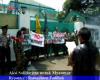 Aksi Solidaritas untuk Myanmar