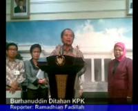 Gubernur BI Ditahan KPK