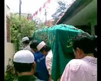 Korban Anggota TNI Dimakamkan