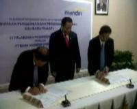 Pelindo II Dapat Kredit Rp 11 Triliun dari Bank Mandiri