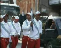 Api Sea Games Diarak Keliling Makassar