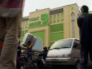 Tanah Abang, Pusat Tekstil Terbesar se- Asia Tenggara