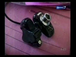 Siswa SD Curi Webcam