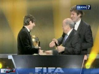 Spanyol Dominasi Nominator Ballon dOr