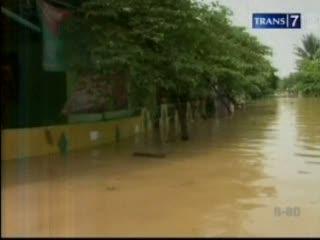 10 Hari Ratusan Rumah Terendam Banjir