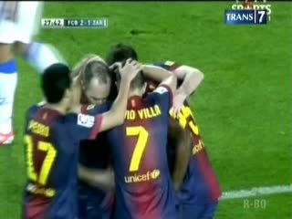 Cumpleanos Feliz Barcelona