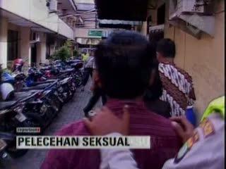 Nekat!, Pria Rekam Dalaman Rok Karyawati