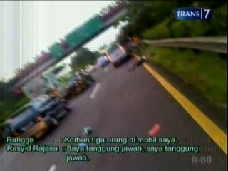 Video Kecelakaan Maut, Melibatkan Anak Pejabat