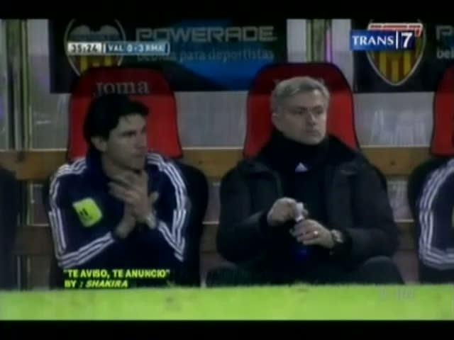 Madrid Remukkan Los Che 5-0