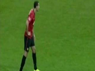 Setan Merah Tahan Imbang Real Madrid