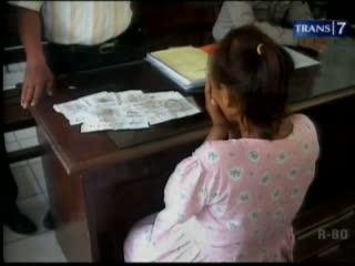 Curi Perhiasan, Remaja Hamil Ditangkap