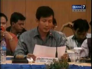 Buntut Pemilukada Jawa Barat