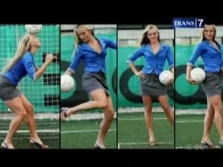 Para Bidadari Sepakbola