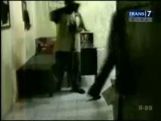 Mencuri Kelapa, Pemuda Ditahan