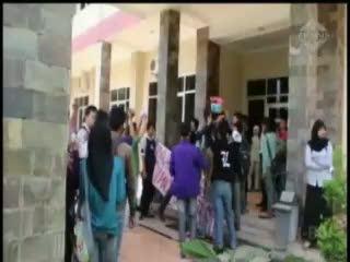 Mahasiswa Tuntut Pecat Dosen yang Terlibat Pesta Karaoke