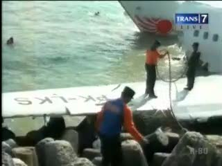Pencarian Black Box di Dasar Laut