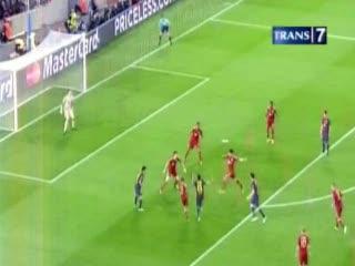 Libas Barca, Bayern ke Final