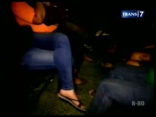 Razia, 120 Pasangan Mesum Diamankan
