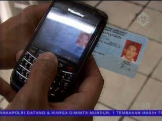 Takut Rusak Pemerintah Imbau e-KTP jangan Di-fotocopy