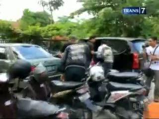 Terlibat Geng Motor Klewang, 2 Pelajar Ditangkap