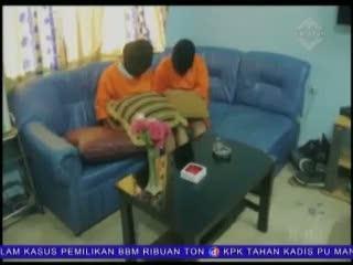 Lagi, 2 Wanita Anak Buah Klewang Ditangkap