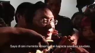 Ahmad Fathanah Minta Maaf