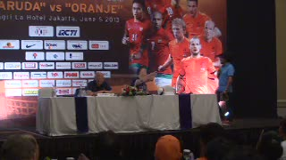 Van Gaal Analisa Kualitas Timnas Indonesia