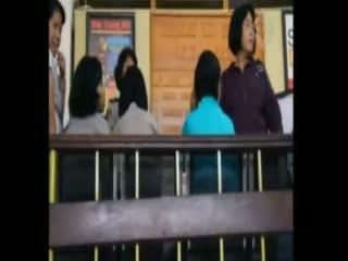 Jalani Sidang Perdana, Briptu Rani Hindari Wartawan