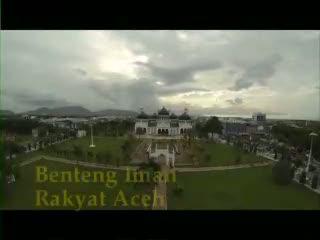 Masjid Baiturrahman, Masjid Kebanggaan Aceh
