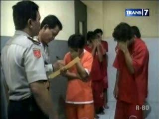 Pendataan Tahanan Jelang Pilkada