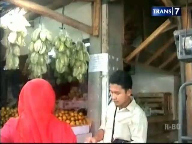 Hancurnya Produksi Pertanian Indonesia