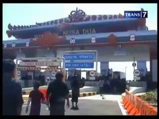 Presiden SBY Resmikan Jalan Tol Bali