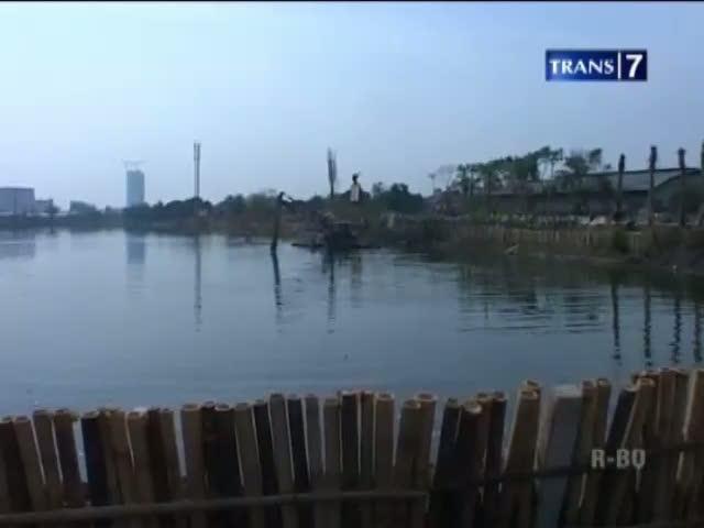 Jokowi Blusukan ke Waduk Riario