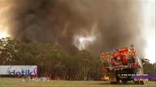 Darurat Kebakaran di Australia